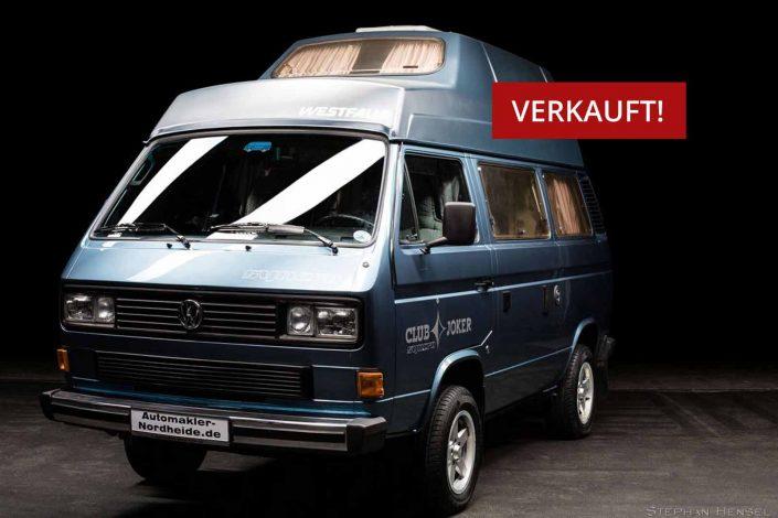 Volkswagen T3 ClubJoker