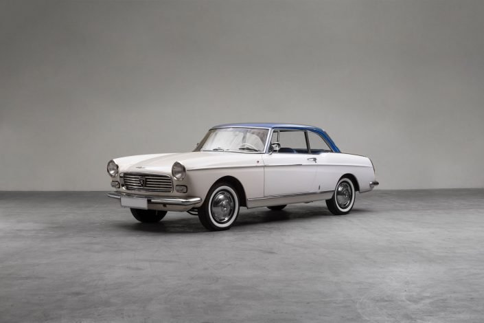 Peugeot 404 Injection Coup