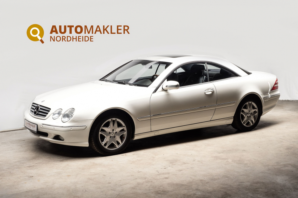 Mercedes-Benz CL500 Coupe