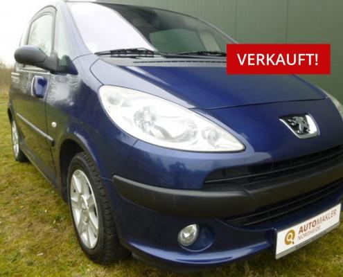 Peugeot 1007 Premium 75