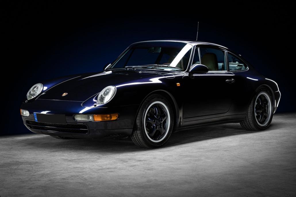 Porsche 911 Carrera (993) aus 2.Besitz im absoluten Bestzustand.