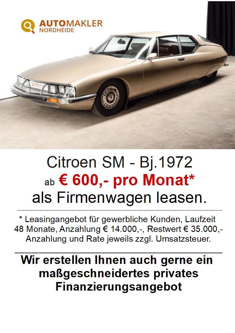 """Citroën """"Regembeau"""" Umbau auf Dieseltechnik"""